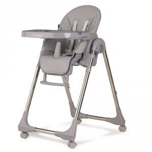 Krzesełko do karmienia BENTO Gray/Chrome Kidwell (KRWYBEN03A0)