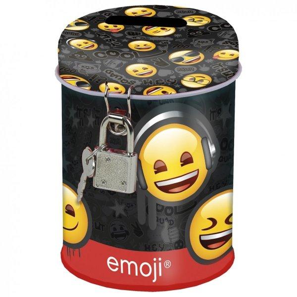 Skarbonka z kłódką Emoji EMOTIKONY (SKEM10)