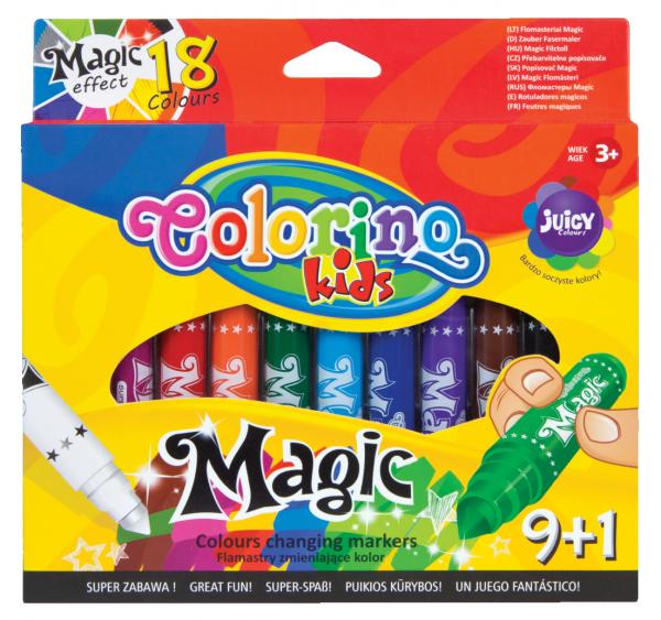 Magiczne flamastry COLORINO KIDS (34630PTR)