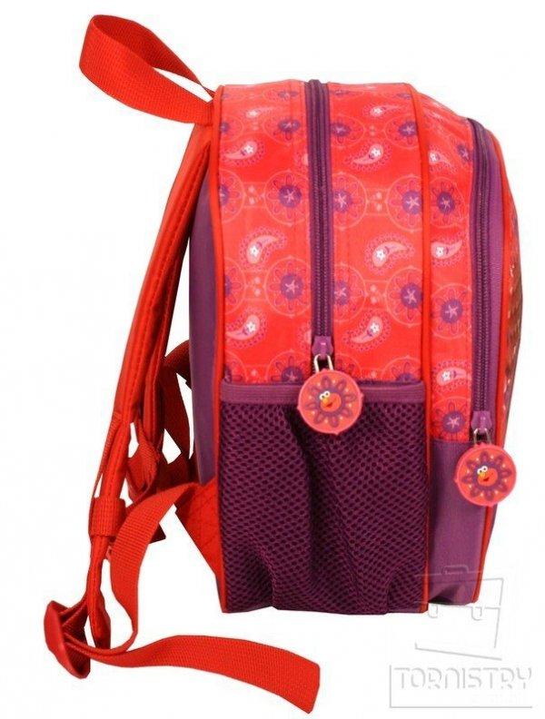 Plecak przedszkolny, wycieczkowy Ulica Sezamkowa (USA309)