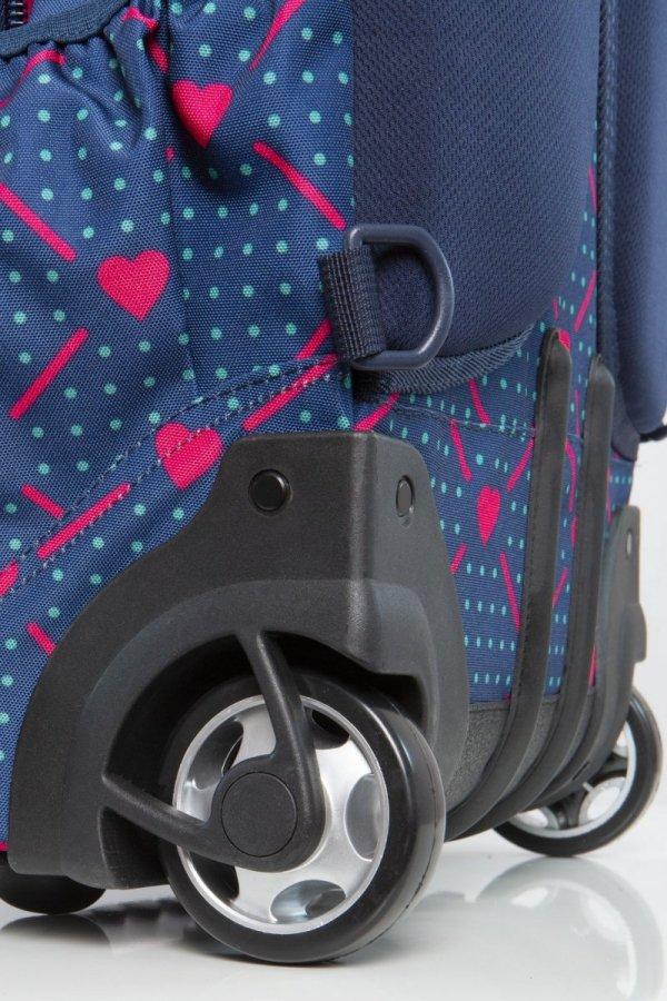 Plecak CoolPack SWIFT na kółkach połączenie serc, HEART LINK (B04009)