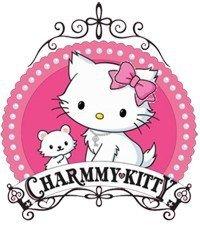 Piórnik dwukomorowy Charmmy Kitty z kotami KOTY (PCCK)