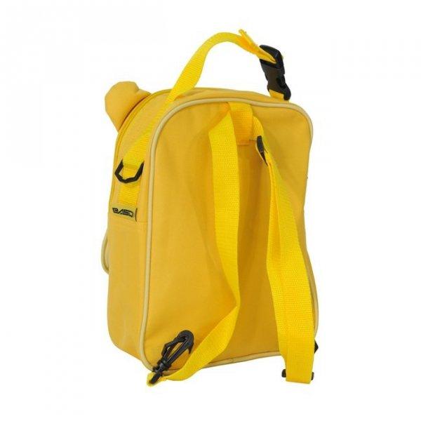 Plecak przedszkolny wycieczkowy Tygrys Torebka 2w1  (13306T)