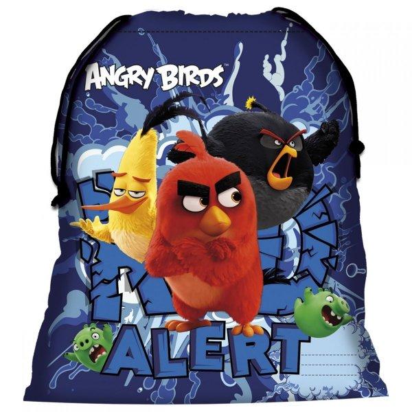 Zestaw Tornister szkolny 6 cz. ANGRY BIRDS (PEAB13SET)