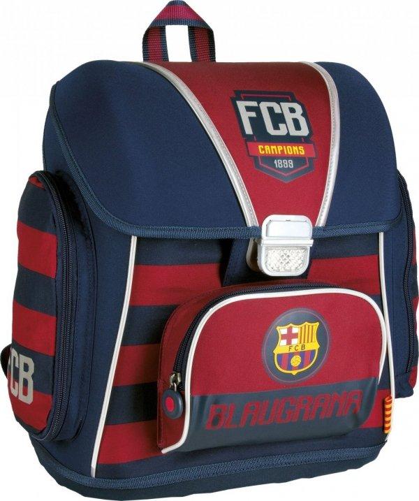 Tornister szkolny ergonomiczny FC BARCELONA FC-76 (501016001)