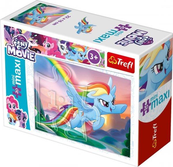 TREFL Puzzle miniMaxi 20 el. My Little Pony (21028)