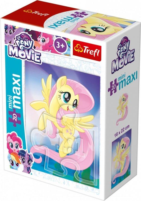 TREFL Puzzle miniMaxi 20 el. My Little Pony (21030)