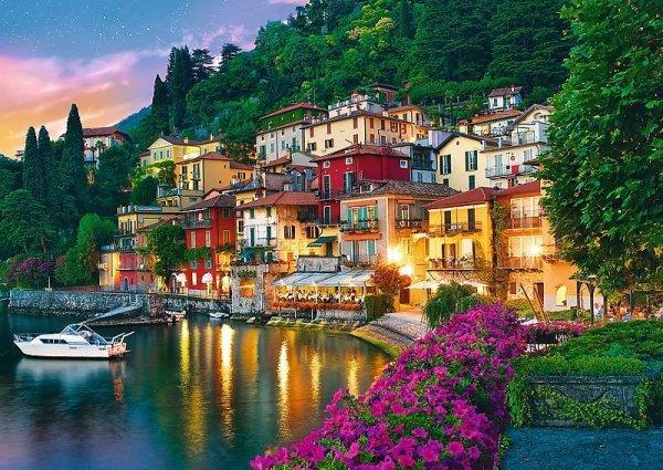 TREFL Puzzle 500 el. Jezioro Como, WŁOCHY (37290)