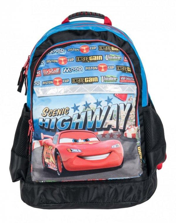 Plecak szkolny CARS AUTA (DAK116)