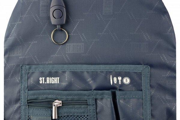 Plecak wczesnoszkolny ST.RIGHT w pieski, DOGS BP26 (20706)