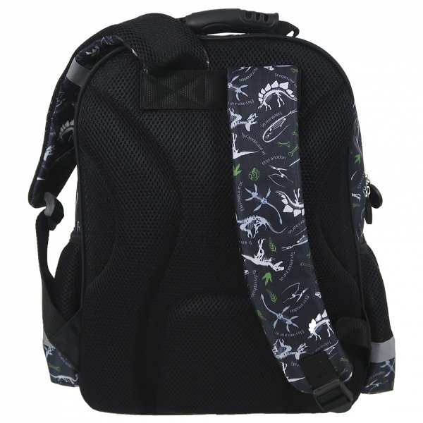 ZESTAW 6 el. Plecak szkolny DINOZAUR (PL15BDN11)
