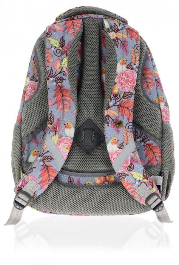 Plecak HASH w jesienne liście, AUTUMN HS-11 (502018057)