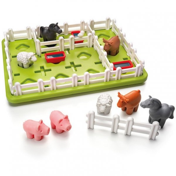 Gra logiczna Smart Farmer, Smart Games (SG091)