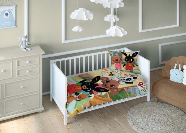 Pościel niemowlęca 100 x 135 BING (BING02)