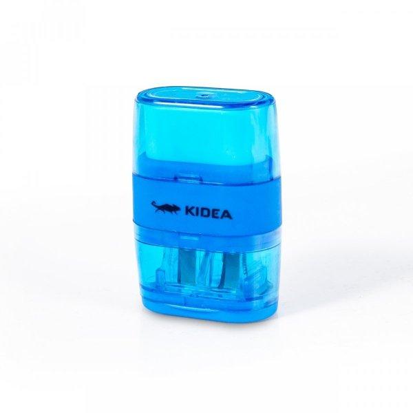 Gumka do mazania z podwójną temperówką KIDEA (GMTPKAD)