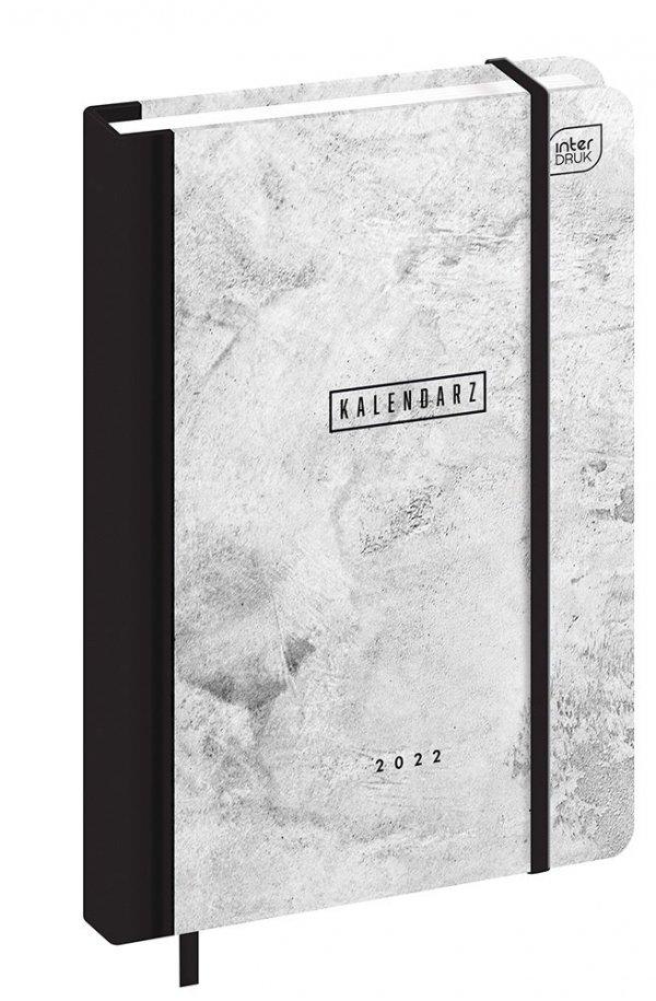 Kalendarz książkowy A5 STONE Kamień 384 strony 2022 (00232)