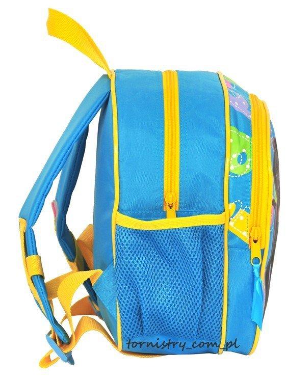 Plecak przedszkolny, wycieczkowy Pieski (21309A)