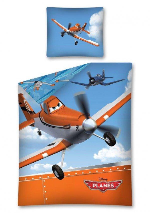 Komplet pościeli pościel PLANES Samoloty 140 x 200 cm (PL04)