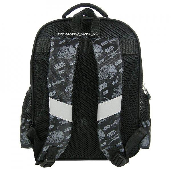 ZESTAW 3 el. Plecak szkolny STAR WARS (PL15SW15)