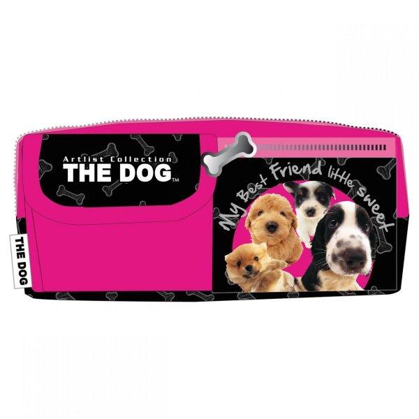 Piórnik z kieszonką The Dog (PZKTD29)