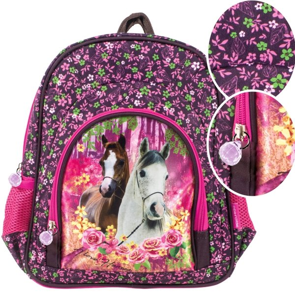 Plecak przedszkolny wycieczkowy I Love Horses KONIE (PL12KO15)