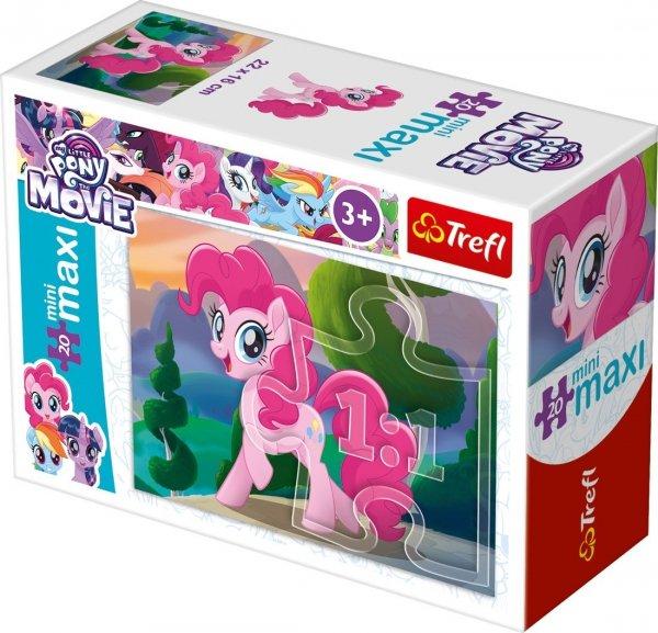 TREFL Puzzle miniMaxi 20 el. My Little Pony (21029)