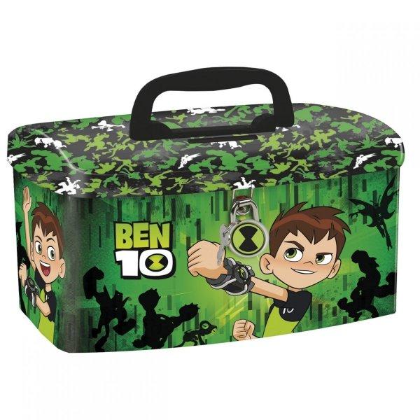 Skarbonka kuferek BEN 10 (SKUBN10)