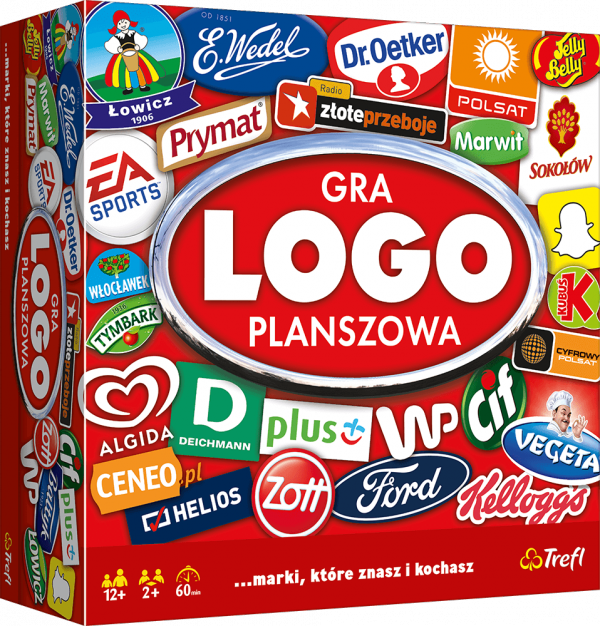 TREFL Gra towarzyska  Logo (01712)