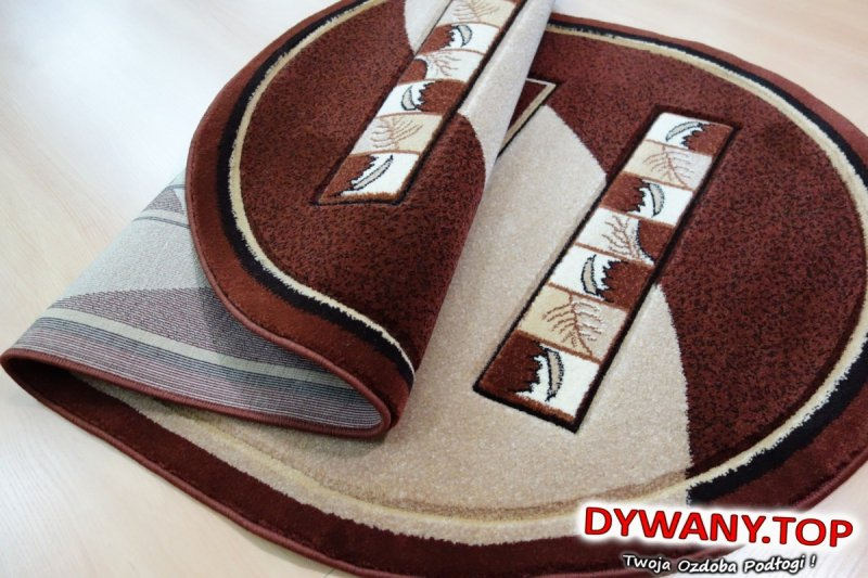 MANGO BROWN / BEIGE owal