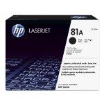 HP oryginalny toner CF281A, black, 10500s, HP 81A, HP LaserJet Enterprise Flow M630z, M606, M604, M605