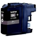 Brother oryginalny ink LC-123BK, black, 600s, Brother MFC-J4510 DW