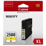 Canon oryginalny ink PGI 2500XL, yellow, 19.3ml, 9267B001, Canon MAXIFY iB4050, MB5050, MB5350