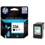 HP oryginalny ink C9362EE, HP 336, black, 210s, 5ml, HP Photosmart 325, 375, 8150, C3180, DJ-5740, 6540