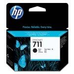 HP oryginalny ink CZ133A, HP 711, black, 80ml, HP DesignJet T120, T520