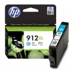 Tusz HP 912XL do OfficeJet Pro 801*/802* | 825 str. | Cyan