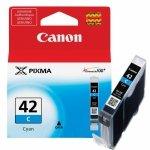 Oryginalny, kompatybilny Tusz Canon CLI42C  do Pixma Pro-100 |  cyan