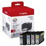 Oryginalny, kompatybilny Zestaw czterech  tuszy Canon PGI1500XL  do  MB-2050/2350 | CMYK