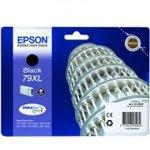 Oryginalny, kompatybilny Tusz Epson  T7901  do  WP-5110/5190/5620/5690   | 42ml |   black