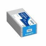 Oryginalny, kompatybilny Tusz  Epson   do  SJIC22P  TM-C3500 Cyan