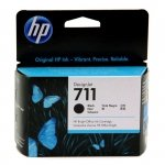 Tusz HP 711 do Designjet T120/520 | 80ml | black