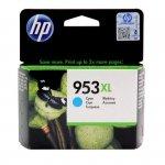 Tusz HP 953XL do OfficeJet Pro 8210/8710/8715/8720/8725 | 1 600 str. | cyan