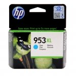Oryginalny, kompatybilny Tusz HP 953XL do OfficeJet Pro 8210/8710/8715/8720/8725 | 1 600 str. | cyan