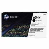 Toner HP 654X do Color LaserJet Enterprise M651| 20 500 str. | black
