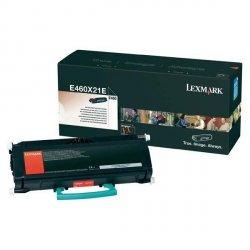 Lexmark oryginalny toner E460X31E, black, 15000s, extra duża pojemność, Lexmark E460