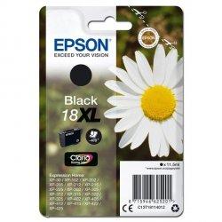 Epson oryginalny ink C13T18114012, T181140, 18XL, black, 11,5ml, Epson Expression Home XP-102, XP-402, XP-405, XP-302