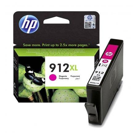 Tusz HP 912XL do OfficeJet Pro 801*/802* | 825 str. | Magenta
