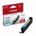 Oryginalny, kompatybilny Tusz Canon  CLI-571C  XL  do Pixma MG-5750/6850/7750 | 11ml | cyan