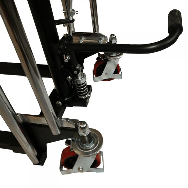 Wózek podnośnikowy PSO415 0,4t koła