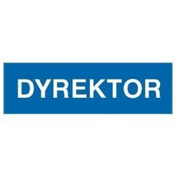 Znak DYREKTOR  801-24 F.Z.