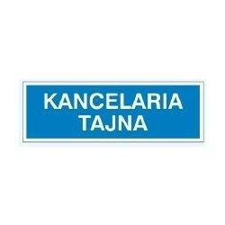 Znak KANCELARIA TAJNA 801-86 P.Z.